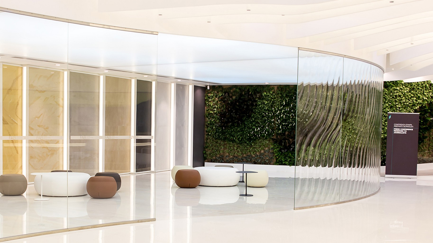 Fab fiandre architectural bureau cricursa gebogenes glas größe xxl